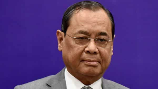 Chief Justice of India Ranjan Gogoi (File photo: ANI)
