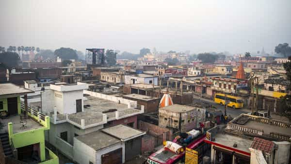 A view of Ayodhya (Photo: Bloomberg)