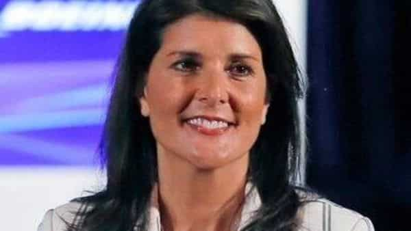 'Free versus unfree governments': Nikki Haley compares India, China