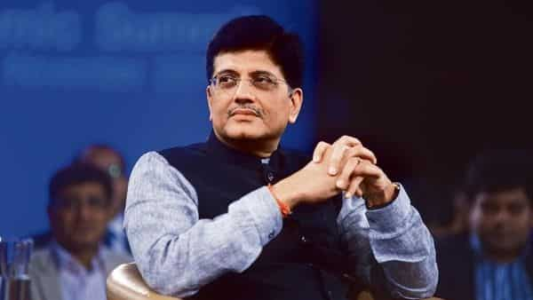 Piyush Goyal said that the government will take the strictest action against companies if they are found to be violating India's e-commerce policy.  (Photo: Ramesh Pathania/Mint)