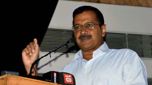 Chief Minister of Delhi Arvind Kejriwal (Photo; ANI)