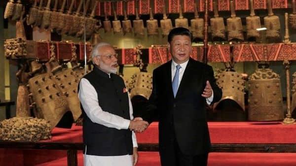 File photo: Chinese President Xi Jinping and Prime Minister Narendra Modi  (REUTERS)