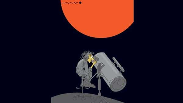 Opinion | The tiny dot that moved: Mercury in transit