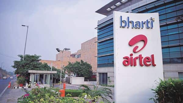 Bharti Airtel Q2 earnings: Consolidated total revenues at  ₹21,131 crore, up 4.9% Y-o-Y (Photo: Pradeep Gaur/Mint)