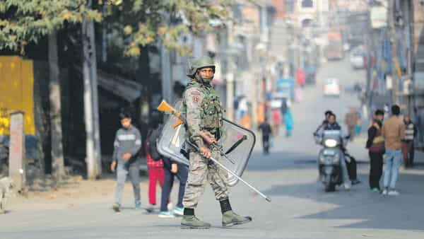 India needs strong international support to fight Kashmir insurgency