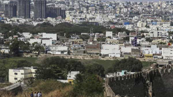 Hyderabad comprises around 16% of Prestige's ongoing project portfolio, second only to Bengaluru which is at 66%. (Photo: Bloomberg)