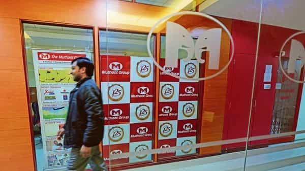 Muthoot Finance has a network of 4,480 branches across 23 states and five Union territories in the country. (Priyanka Parashar/Mint  )