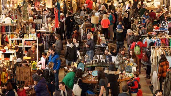 What startups can learn from flea markets about competition, customers