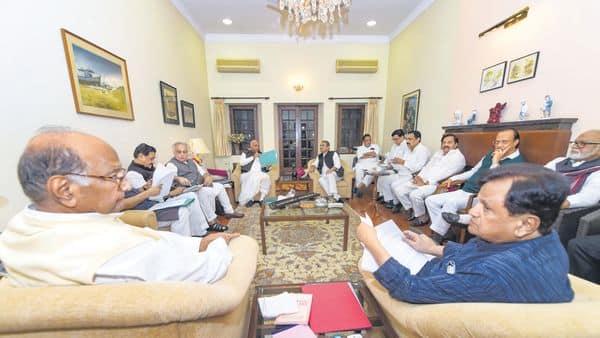 Congress, NCP soften stand on Sena tie-up, may form Maharashtra govt soon