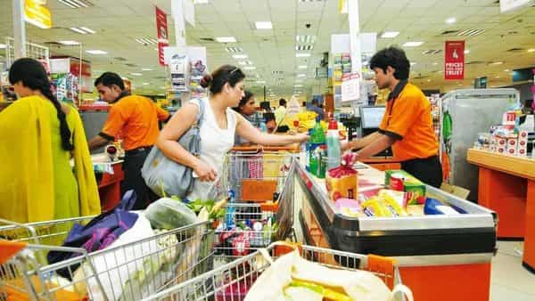 The quinquennial survey showed a decline in average real consumption spending.  (Photo: Ramesh Pathania/Mint)