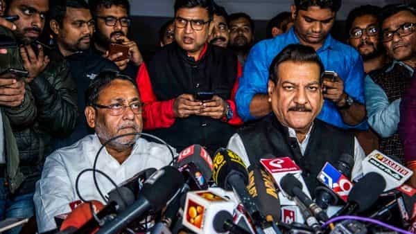 NCP-Cong in 'complete unanimity'; will hold talks with Sena tomorrow: Chavan