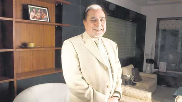 Zee shares surge 10% as Subhash Chandra to sell stake to repay debt