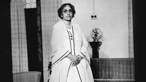 Sethu Lakshmi Bayi. (Photograph courtesy: The Travancore Family, Bengaluru)