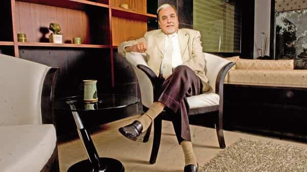 Subhash Chandra resigns to comply with rule mandating that Chairman can't be related to MD & CEO (File photo: Ramesh Pathania/Mint)