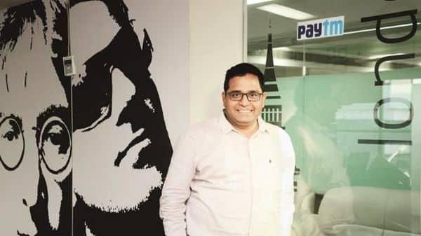One97 Communications CEO Vijay Shekhar Sharma. Paytm has managed to retain investor attraction despite its mounting losses. Photo: Ramesh Pathania/Mint