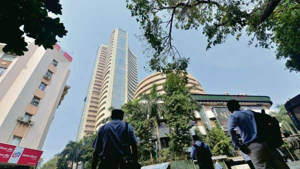Equity markets may on Monday also react to India's economic growth slipping further to a low of 4.5% in July-September