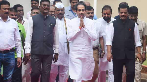 Never said 'I will return': Uddhav Thackeray taunts Devendra Fadnavis