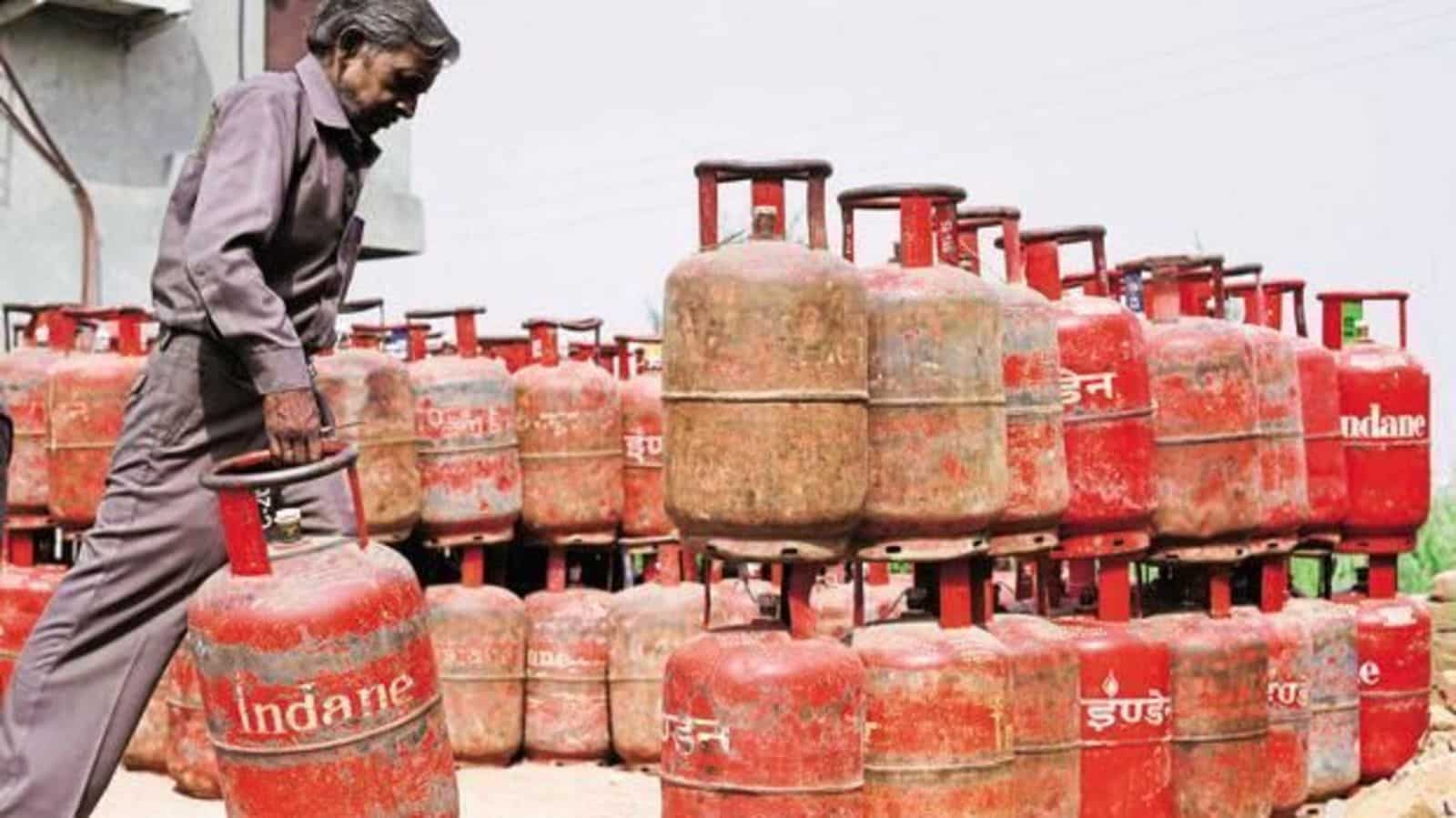LPG cylinder prices increase for the fourth month. Check latest rates here