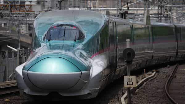 The introduction of bullet train is expected to mark the country's shift to an era of high-speed trains capable of hitting a speed of up to 350 km per hour.