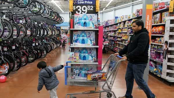Walmart did not share details of the companies that could participate in the program. (Reuters)