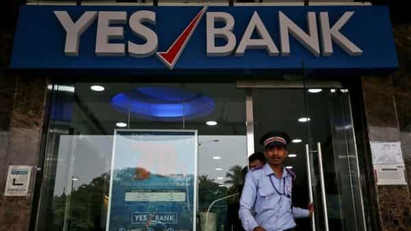 Yes Bank stock has plunged 69% this year, reducing its market value to 143 billion rupees. (Reuters)