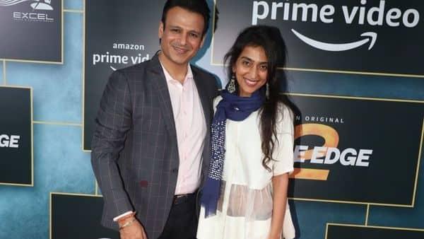 Mumbai: Actor Vivek Oberoi during the launch of web series 'Inside Edge Season 2' in Mumbai (Photo: IANS)
