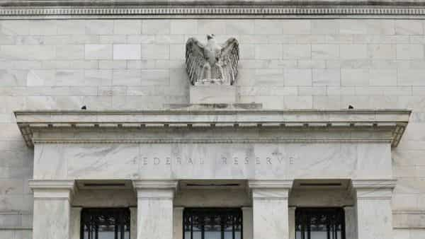 The Federal Reserve building is pictured in Washington, DC, US (REUTERS)