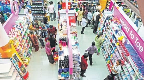 Future Retail runs the Big Bazaar chain of supermarkets. Photo: Mint