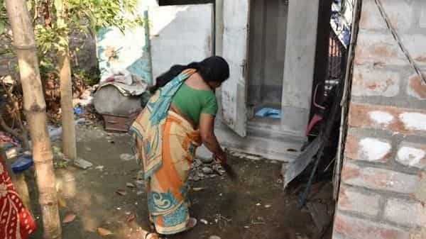 The National Annual Rural Sanitation Survey conducted between November 2017 and March 2018 shows that 75% of rural households in the country have access to toilets, a 29 percentage point jump over what the National Family Health Survey (NFHS) 2015-16 reported. Photo: Indranil Bhoumik/Mint