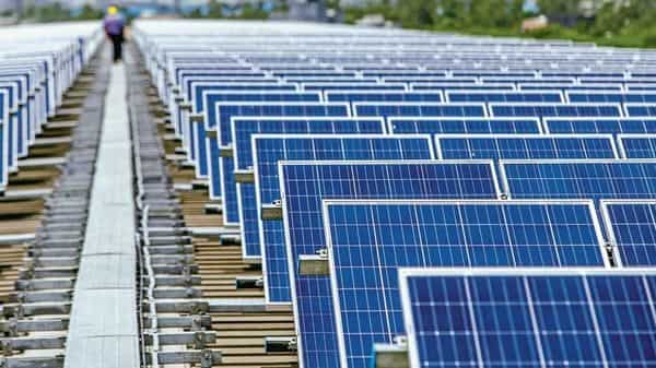 The team set up by the government will inspect the manufacturing facility and conduct the production and sale audit before it includes solar modules and manufacturers in the approved list for two years. (Bloomberg)