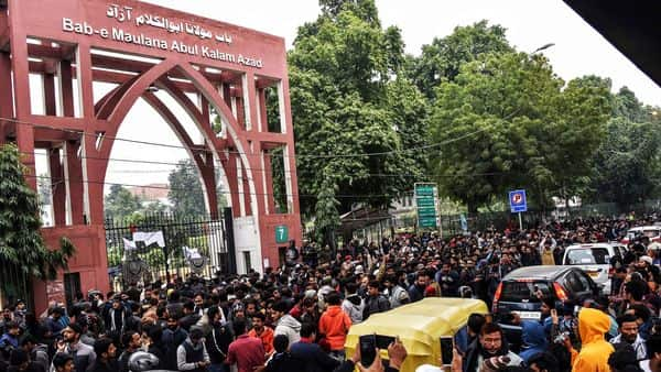 SC to hear matter concerning violence at Jamia Milia, Aligarh Muslim  University