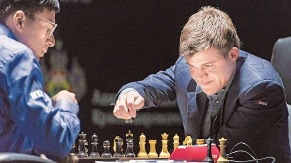 Carlsen's team is called Kjell Ankedal.