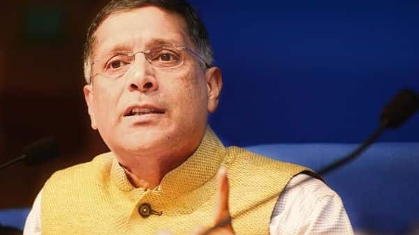 A file photo of Arvind Subramanian