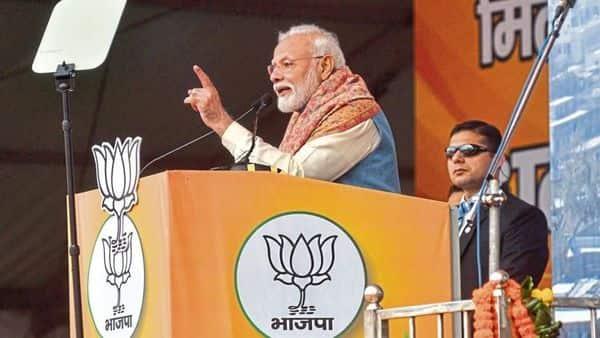 Narendra Modi said there are no detention centres in India (Photo: Ramesh Pathania/Mint)