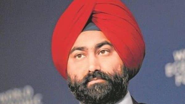 File photo of Malvinder Singh