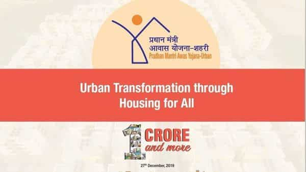 At this pace we will be able to sanction all 1.12 crore homes within next 3-4 months and deliver them to the beneficiaries by 2022 (Photo: @HardeepSPuri on Twitter)