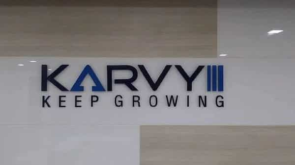 Seven entities lent over  ₹1,400 crore to Karvy against share collateral worth  ₹2,319 crore.
