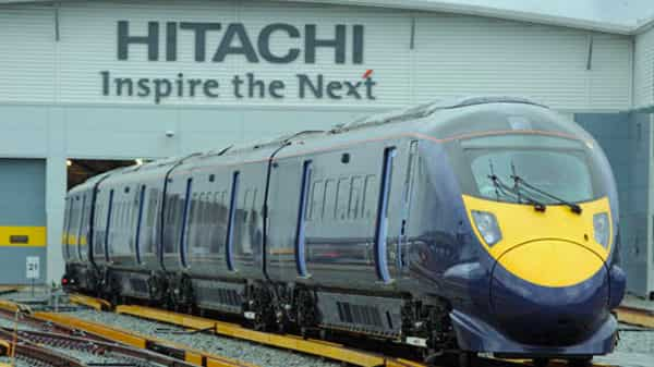Hitachi has been an active collaborator and contributor in effectuating the government's vision while also stressing on the 'Make in India' initiative