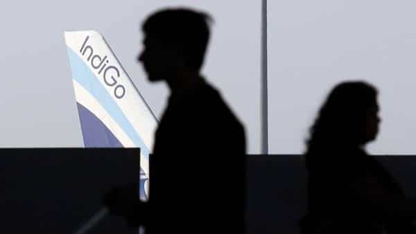 On BSE, shares of InterGlobe Aviation on Friday closed 2% higher at  ₹1,360.25 (Photo: Reuters)