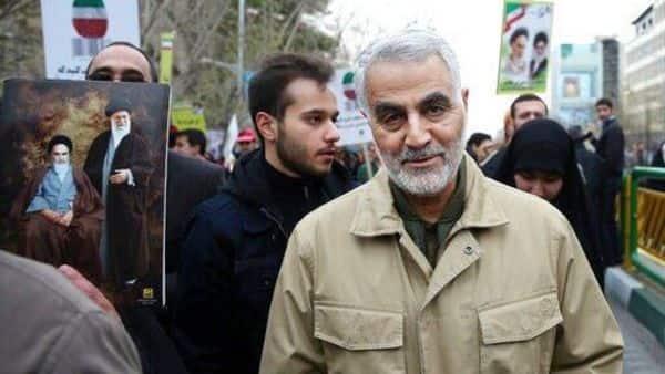 File photo of Qassem Soleimani (AP)