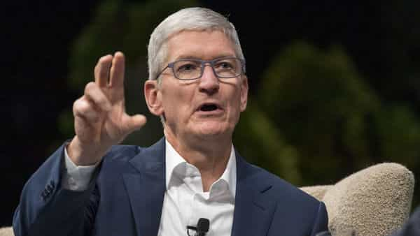 Apple CEO Tim Cook took home $15.7 million in 2018 (Bloomberg)