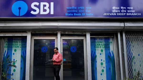 SBI vitual card is a single usage card. (Reuters)