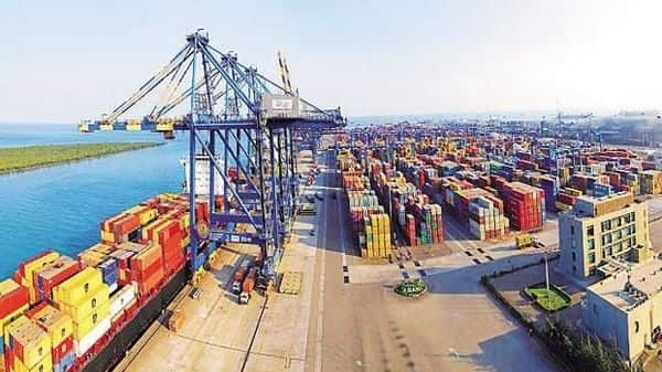 Adani Ports and Special Economic Zone (APSEZ) owns and operates eight ports and terminals in India.