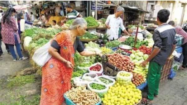 The surge in prices was driven by a jump in the prices of vegetables which jumped by 60.5% (Photo: Mint)