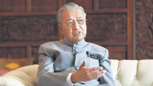 Tensions between India and Malaysia have grown after several statements by Malaysian Prime Minister Mahathir bin Mohamad were viewed as being against India's interests. (Reuters)