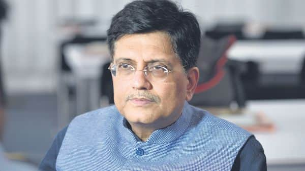 Trade minister Piyush Goyal said in a month or so import of all products in the 'others' category would be restricted (Photo: Ramesh Pathania/Mint)