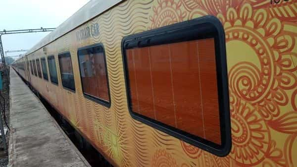 IRCTC shares hit four-digit mark ahead of India's second private train launch