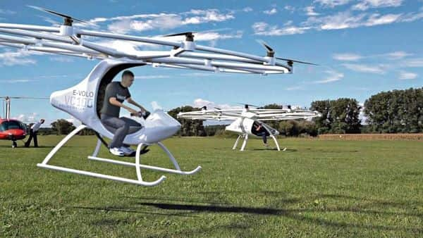 Flying taxis are real but not quite ready for take-off yet