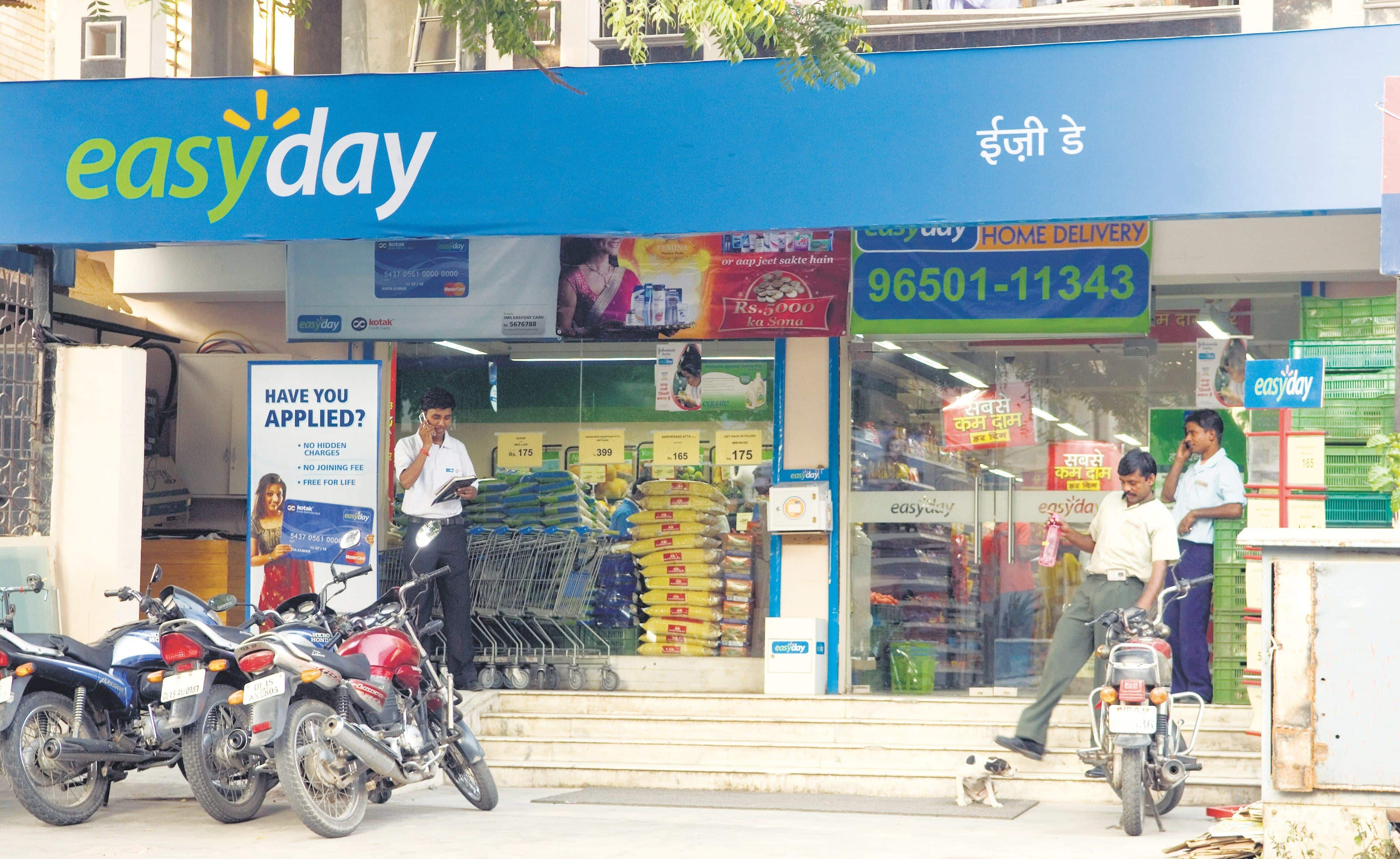 EasyDay is limited to Delhi-NCR users (Photo by Ramesh Pathania / Mint)