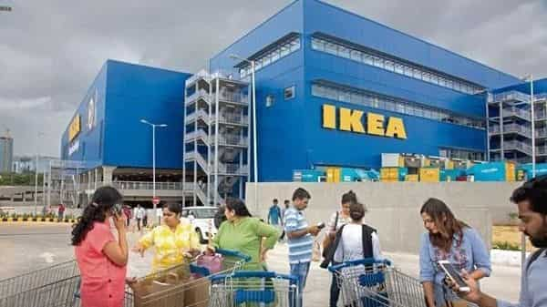 IKEA, which had opened its maiden store in Hyderabad in August 2018, clocked  ₹400 crore in revenue for FY19. (PTI)